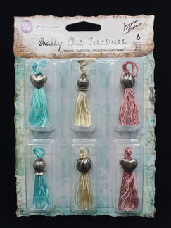 Uk Stockist Prima Shabby Chic Tassels