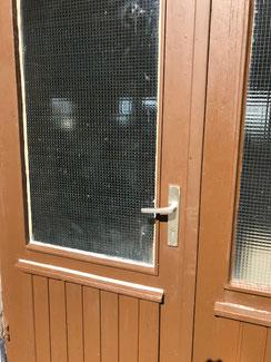 Leinölkitt für Fenster Verglasungen