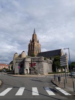 Die Notre Dame von Calais...