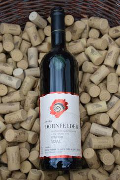 Listennummer 05 - Ein feinherber Dornfelder, ein klasse Einstieg in die Welt der Rotweine.