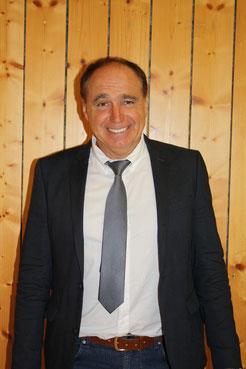 Heinrich Heibl von der Liste Heinz ist Kassier und Gemeinderat, in der Gemeinde Kitzeck im Sausal.