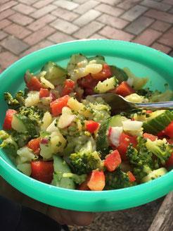 Bunte-Mischung-Salat