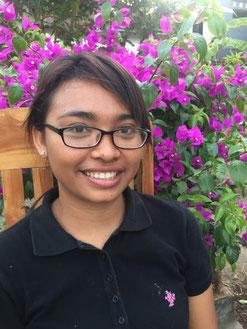 Sri - eine hübsche junge Frau