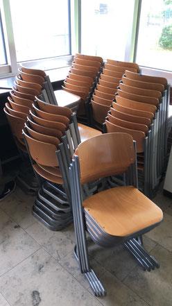 Stühle der BBS Lengerich Westf.