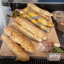 Bannette apéro de Ma Boulangerie Café d'Olonne-sur-Mer