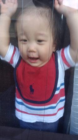 子供の写真