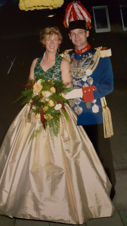 König Robert Herten mit Margot