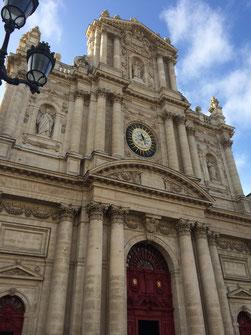 Eglise Saint-Paul-Saint-Louis Paris Marais