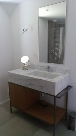 menuiserie salle-de-bain noirmoutier