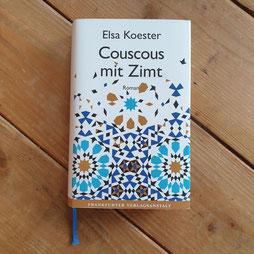 Das war unser Bookblinddate #10 - Couscous mit Zimt