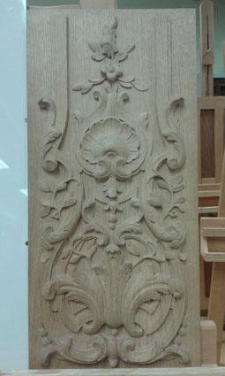 Médaille d'or Nationale Un des Meilleurs Apprentis de France Sculpteur Ornemaniste sur Bois 2016