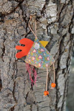 créations textiles pas Fruit d'Eglantine