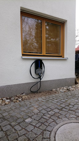 Wallbox Webasto 11 kW