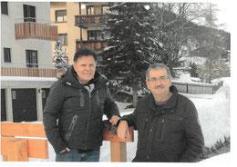 Daniel Rusterholz & Christian Tomasi