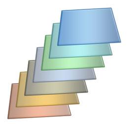 Solarmodule Solarfassade farben