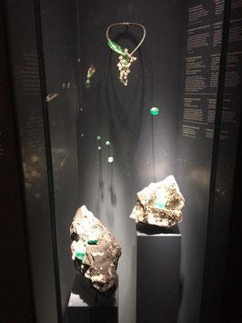 Exposition Paris emeraudes