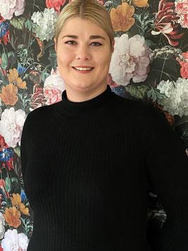 Junior accountmanager Joyce Mazenier