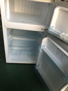 冷蔵、冷凍部分