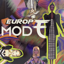 Carnet Couture Kollektionsbuch Frühling/Sommer 2019 · le coupon