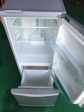 冷蔵、冷凍庫の中