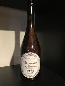 pommeau de normandie apéritif