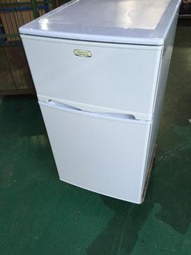 アビテラックス2ドア冷蔵庫