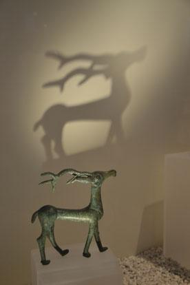 OmoGirando Lucus Feroniae - il Museo Archeologico