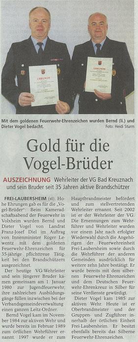 Allgemeine Zeitung, November 2015