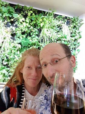 Annette & ich