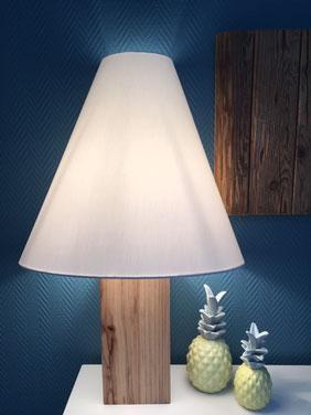 Designer Lampe Platzsparend Handgefertigt Bayern Ambiente Collection