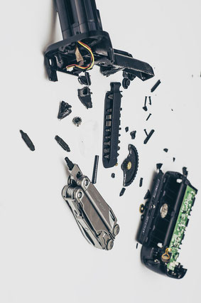 IEC 62321 Dismantling electronic product