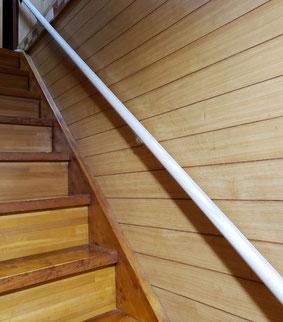 プチリフォーム 施工後 階段 手摺 バリアフリー