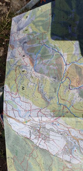 Quelle: DAV Karte BY9 Estergebirge