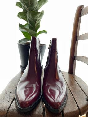 CALVIN KLEIN Boots, Size 39, CHF 300