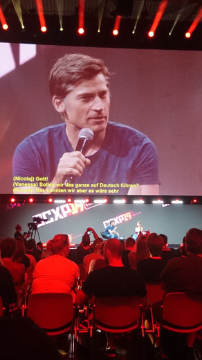 ccxp cologne convention comic con experience 2019 messe deutz köln be toys fan werk nikolaj coster waldau