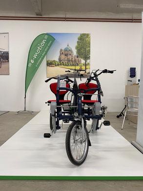 Ihr e-motion Dreirad-Experte vom Dreirad-Zentrum Wien