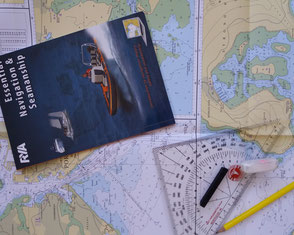 Essential Navigation and Seamanship - White Wake Sailing