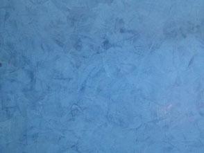 Beispiel: Stucco Veneziano blau