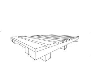 Abstand zwischen den Deckbrettern