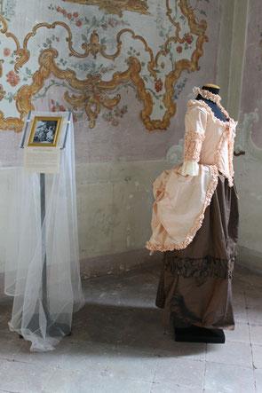 Robe à la polonaise, 1778