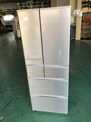 MITSUBISHI6ドア冷蔵庫