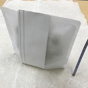 パッケージ企画中の写真