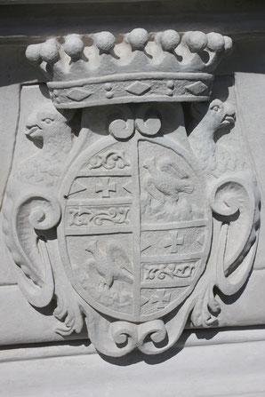 Wappen der Grafen von Hartig