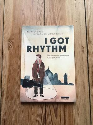 Coco Schumann ist ein Jazzmusiker und Überlebender des Holocaust. Niels Schröder und Caroline Gille bringen zu Coco Schumanns 90. Geburtstag eine neue Graphic-Novel heraus.
