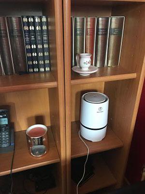 purificador de aire, purificador de aire funciona, como mejorar la calidad del aire de nuestra casa, ideas de decoracion salon