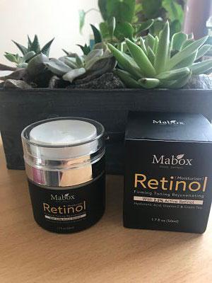 cuarenta y algo, blog de belleza mayores de 40, reseña crema mabox retinol, crema con retinol economico, opinion mabox,  productos mabox,  cremas faciales buenas y economicas, cuidado de la piel despues de los 40