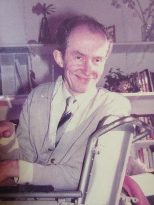 Hellmuth Siegmund-Schultze, ca. 1978
