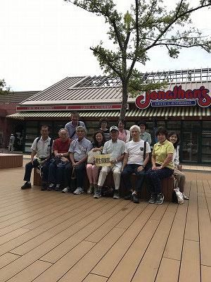 新子安駅前のレストランでランチを頂きました(^^♪