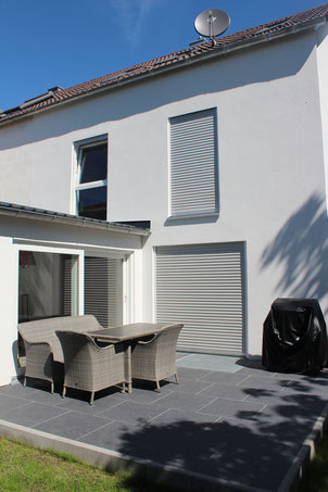 Terrasse nachher
