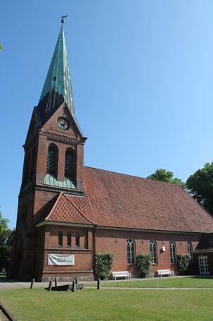 Kirche in Trittau